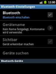 Samsung Galaxy Pocket - Bluetooth - Verbinden von Geräten - Schritt 6
