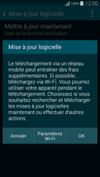 Samsung G850F Galaxy Alpha - Logiciels - Installation de mises à jour - Étape 8