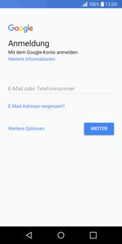 LG Q6 - E-Mail - Konto einrichten (gmail) - Schritt 8