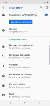 Samsung Galaxy Note10 - Données - créer une sauvegarde avec votre compte - Étape 11
