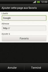 HTC A320e Desire C - Internet - Navigation sur Internet - Étape 6