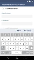 LG K10 4G - E-mail - Account instellen (POP3 zonder SMTP-verificatie) - Stap 16
