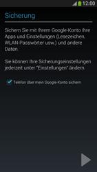 Samsung Galaxy S 4 Mini LTE - Apps - Einrichten des App Stores - Schritt 23