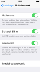 Apple iPhone 5s - Internet - handmatig instellen - Stap 6