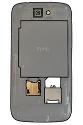 HTC A8181 Desire - SIM-Karte - Einlegen - Schritt 5