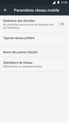 Nokia 3 - Réseau - Sélection manuelle du réseau - Étape 6
