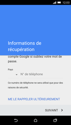 HTC One M9 - Applications - Configuration de votre store d