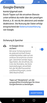 Huawei Nova 3 - E-Mail - Konto einrichten (gmail) - 11 / 15