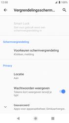 Sony xperia-xz-premium-g8141-android-pie - Beveiliging en ouderlijk toezicht - Hoe wijzig ik mijn SIM PIN-code - Stap 5
