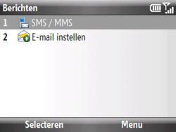 HTC S521 Snap - MMS - probleem met ontvangen - Stap 4