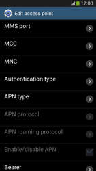 Samsung C105 Galaxy S IV Zoom LTE - Internet - Manual configuration - Step 15
