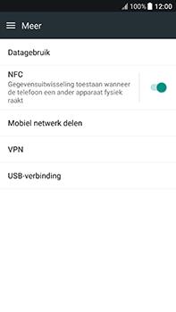 HTC U11 (2PZC100) - WiFi - Mobiele hotspot instellen - Stap 5
