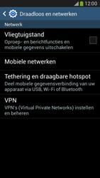 Samsung Galaxy Core LTE 4G (SM-G386F) - Internet - Uitzetten - Stap 5