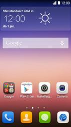 Huawei Ascend Y550 - internet - activeer 4G Internet - stap 1