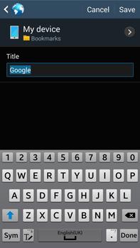 Samsung N9005 Galaxy Note III LTE - Internet - Internet browsing - Step 8