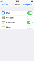 Apple iPhone 5s - iOS 12 - E-mail - Configuration manuelle (gmail) - Étape 8