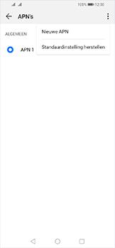 Huawei Y6 (2019) - Internet - Handmatig instellen - Stap 8