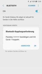 Samsung Galaxy S6 Edge - Android Nougat - Bluetooth - Verbinden von Geräten - Schritt 8