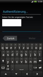 HTC S720e One X - Apps - Konto anlegen und einrichten - Schritt 12