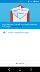 Sony Xperia Z5 (E6653) - Android Nougat - E-Mail - Konto einrichten (gmail) - Schritt 6