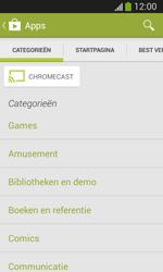 Samsung Galaxy S3 Mini Lite - apps - app store gebruiken - stap 6