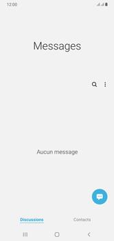 Samsung Galaxy A10 - Contact, Appels, SMS/MMS - Envoyer un SMS - Étape 5
