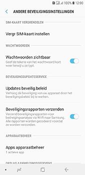 Samsung galaxy-j6-sm-j600fn-ds - Beveiliging en ouderlijk toezicht - Hoe wijzig ik mijn SIM PIN-code - Stap 6