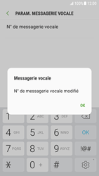 Samsung G920F Galaxy S6 - Android Nougat - Messagerie vocale - Configuration manuelle - Étape 10