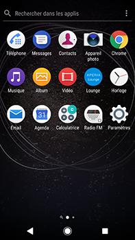 Sony Xperia XA2 Ultra - E-mails - Ajouter ou modifier un compte e-mail - Étape 3