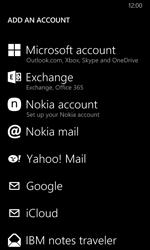 Nokia Lumia 635 - E-mail - Manual configuration - Step 7