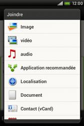 HTC A320e Desire C - E-mail - envoyer un e-mail - Étape 10