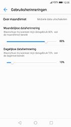 Huawei P10 - internet - mobiele data managen - stap 10
