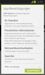 Samsung Galaxy Express - Apps - Installieren von Apps - Schritt 20