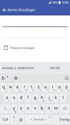 HTC 10 - E-Mail - Konto einrichten - 0 / 0
