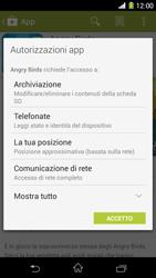 Sony Xperia Z1 - Applicazioni - Installazione delle applicazioni - Fase 18
