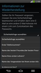 LG G Flex - Apps - Konto anlegen und einrichten - 14 / 26