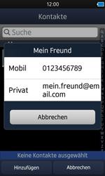 Samsung Wave 3 - MMS - Erstellen und senden - 9 / 17