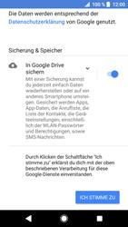 Sony Xperia XZ - Android Oreo - E-Mail - Konto einrichten (gmail) - Schritt 12