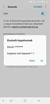 Samsung galaxy-a6-sm-a600fn-ds - Bluetooth - Headset, carkit verbinding - Stap 8