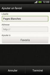 HTC A320e Desire C - Internet - Navigation sur Internet - Étape 9