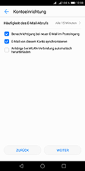 Huawei Y5 (2018) - E-Mail - Konto einrichten - 21 / 24