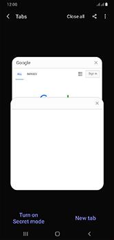 Samsung Galaxy A10 - Internet - Internet browsing - Step 15