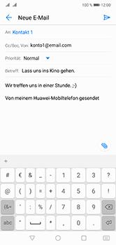 Huawei P20 Lite - E-Mail - E-Mail versenden - 9 / 17