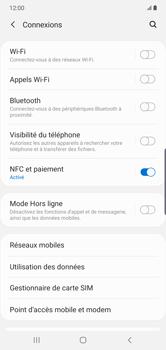 Samsung Galaxy Note10 Plus - Internet - Désactiver les données mobiles - Étape 5