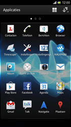Sony LT28h Xperia ion - bluetooth - aanzetten - stap 3