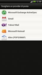 HTC One S - E-mail - Configurazione manuale - Fase 6