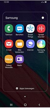 Samsung Galaxy A40 - Internet - handmatig instellen - Stap 23