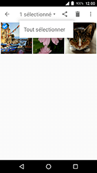 Crosscall Action X3 - Photos, vidéos, musique - Envoyer une photo via Bluetooth - Étape 9