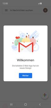 Samsung Galaxy S10e - E-Mail - Konto einrichten (gmail) - 14 / 18