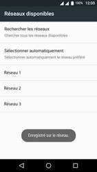 Wiko U-Feel Lite - Réseau - Sélection manuelle du réseau - Étape 11